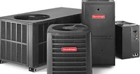 Residential HVAC heat and air conditioning systems.